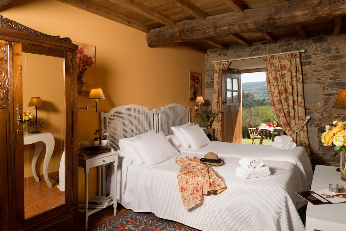 habitación casa rural santiago de compostela 3